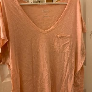 OLD NAVY v-neck short sleeve top